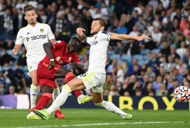 TRỰC TIẾP Leeds United 0-3 Liverpool: Mane nổ súng (H2) - Bóng Đá