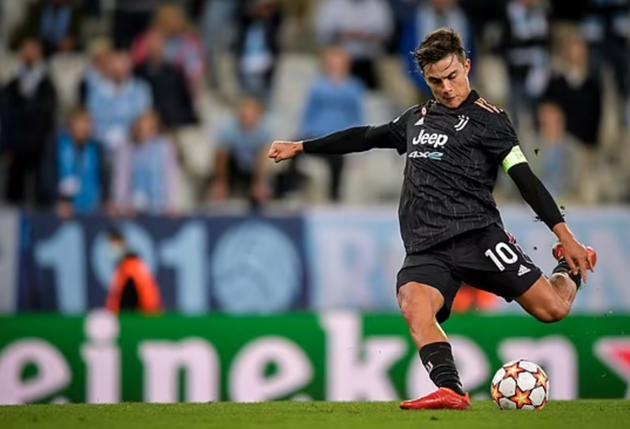 tin reviews trận Malmo vs Juventus - Bóng Đá