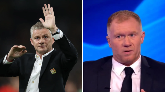 Paul Scholes criticises Ole Gunnar Solskjaer's substitutions after Young Boys stun Manchester United in Champions League - Bóng Đá