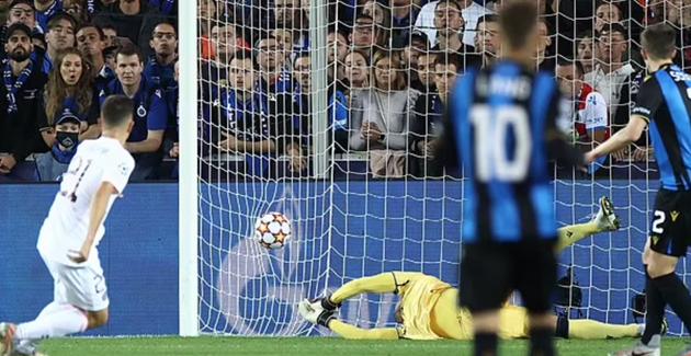 tin reviews trận Club Brugge vs PSG - Bóng Đá