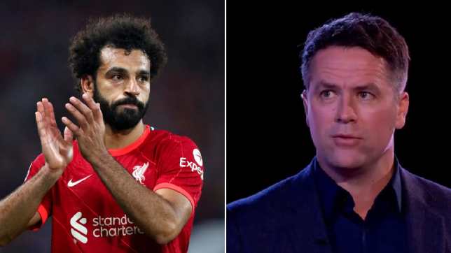 Michael Owen urges Liverpool to avoid Arsenal mistake with Mohamed Salah - Bóng Đá