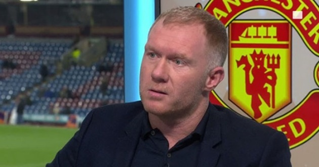 'This is brilliant': Paul Scholes raves about Man United star during 2-1 loss to Young Boys - Bóng Đá