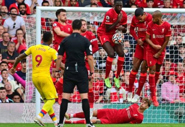 TRỰC TIẾP Liverpool 1-0 Crystal Palace: Klopp thay người bất đắc dĩ(H2) - Bóng Đá