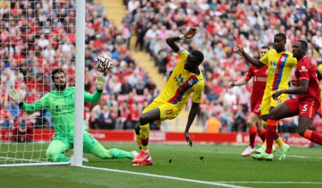 TRỰC TIẾP Liverpool 0-0 Crystal Palace: Đội khách tự tin (H1) - Bóng Đá