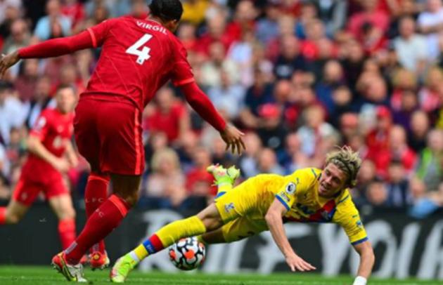 TRỰC TIẾP Liverpool 0-0 Crystal Palace: The Kop lấy lại thế trận (H1) - Bóng Đá