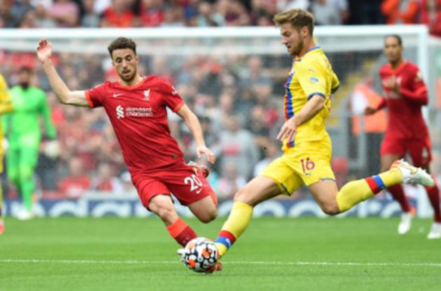 TRỰC TIẾP Liverpool 0-0 Crystal Palace: The Kop bế tắc (H1) - Bóng Đá