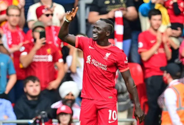 TRỰC TIẾP Liverpool 1-0 Crystal Palace: Mane nổ súng (H1) - Bóng Đá