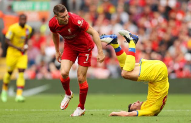 TRỰC TIẾP Liverpool 1-0 Crystal Palace: Thế trận giằng co (H2) - Bóng Đá