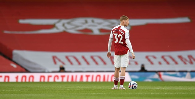 ODEGAARD SAYS HE'S GETTING ON 'REALLY WELL' WITH 'TALENTED' ARSENAL STAR OFF THE PITCH - Bóng Đá