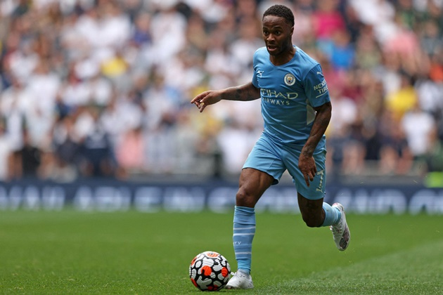 Barcelona have four players Man City may accept in Raheem Sterling swap transfer - Bóng Đá