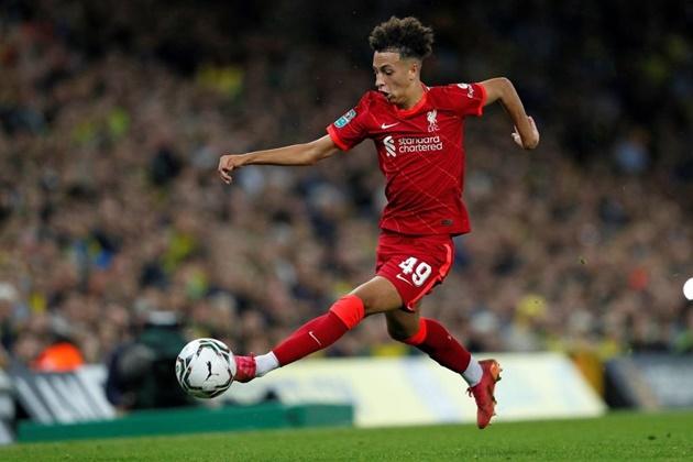 Liverpool fans react to Kaide Gordon debut at Norwich - Bóng Đá