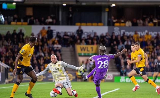 tin reviews Wolves vs Tottenham - Bóng Đá