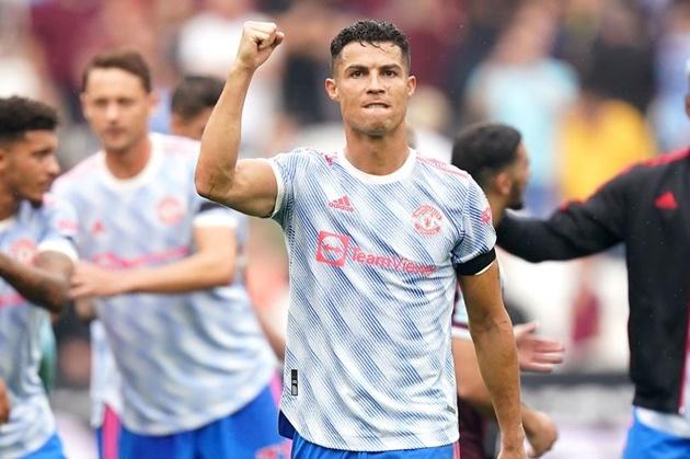 'Then I have a problem' - Dean Smith makes Cristiano Ronaldo claim ahead of Man Utd clash - Bóng Đá