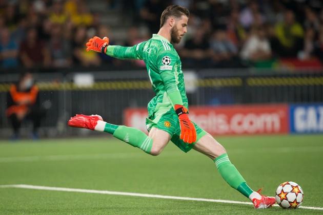 Solskjaer says de Gea has been smashing personal bests in United's fitness tests - Bóng Đá