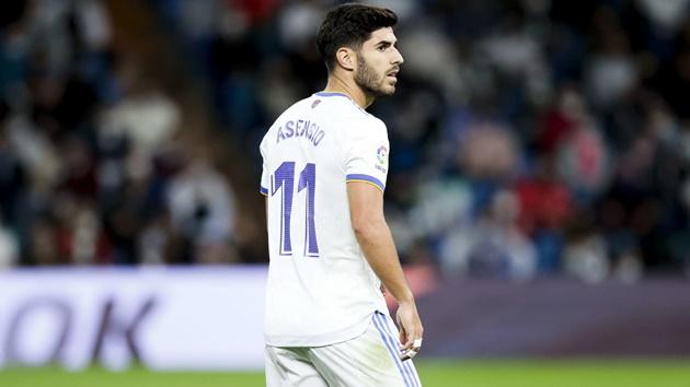 Arsenal & Tottenham failed with Marco Asensio bids in summer - Bóng Đá