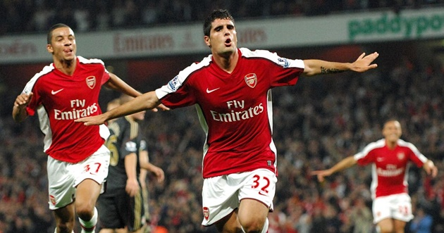 Six former Arsenal players we can't believe are still playing in 2021 - Bóng Đá