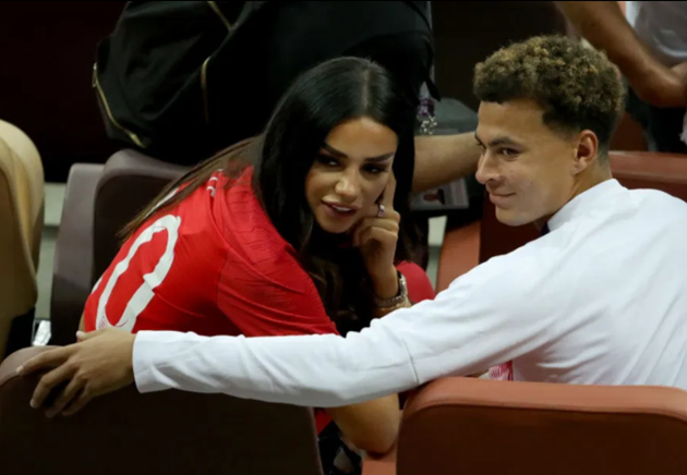 Dele Alli spotted out at restaurant with Man City boss Pep Guardiola's daughter - Bóng Đá