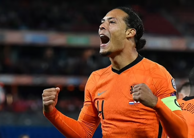 Oranje has World Cup in sight after another big win over Gibraltar - Bóng Đá