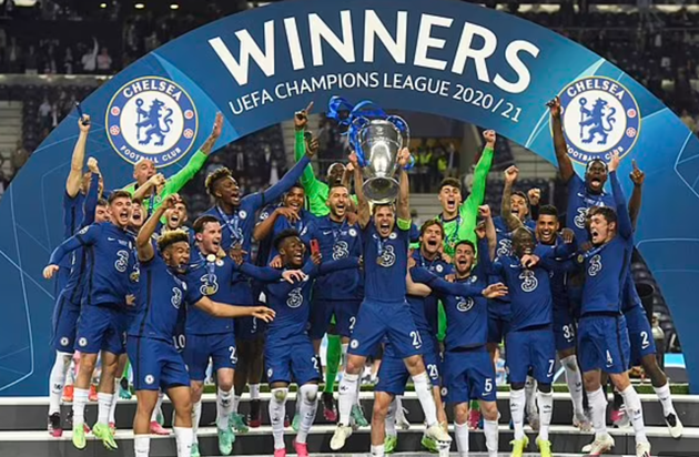 Chelsea are warned that winning the Champions League again this season is 'almost impossible' (Frank Leboeuf) - Bóng Đá