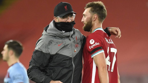 Liverpool hero Phillips brought back down to earth as Anfield opportunities dry up - Bóng Đá