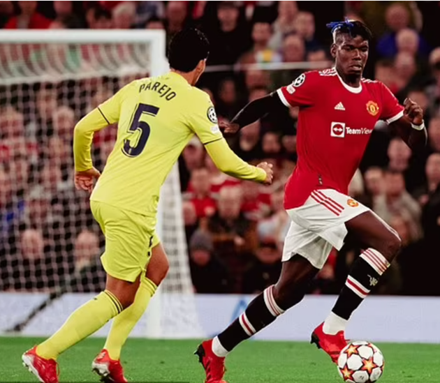 Paul Pogba needs to stop playing like he's a 'superstar' if he wants to succeed at MU (John Barnes) - Bóng Đá