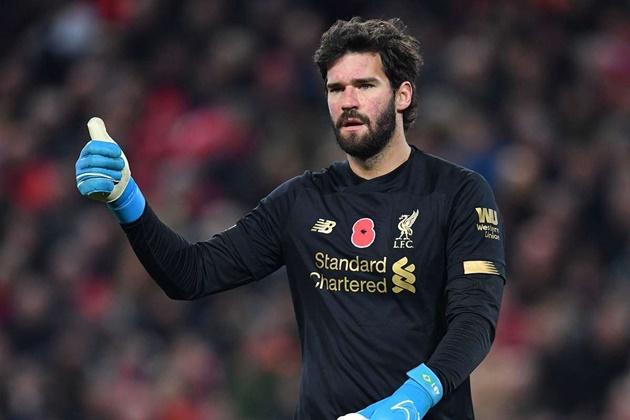 How Liverpool could line-up next season - Bóng Đá
