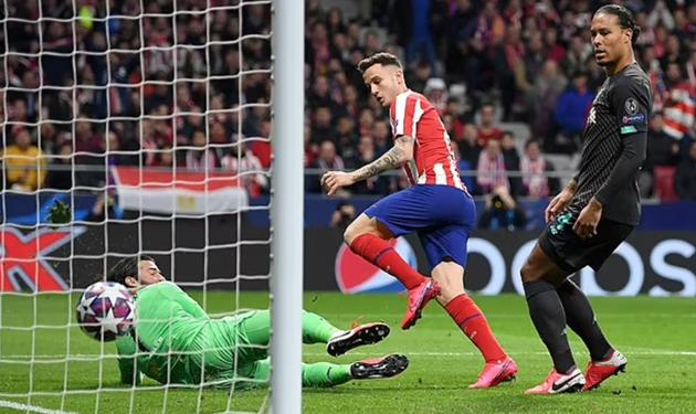 Klopp kêu gọi cầu thủ Liverpool chơi dũng cảm trước Atletico