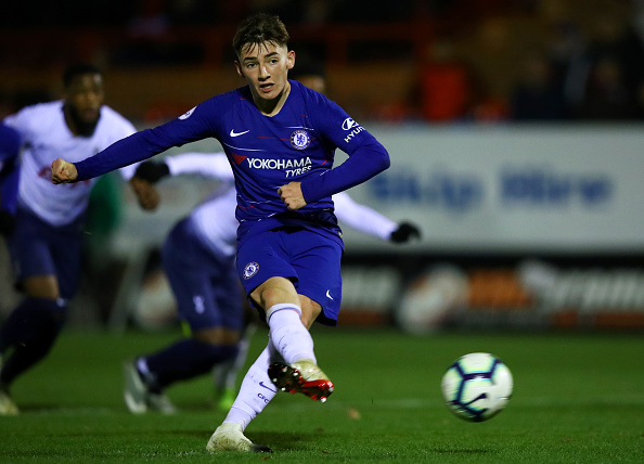 Chelsea starlet Billy Gilmour increasingly likely to stay at club - Bóng Đá