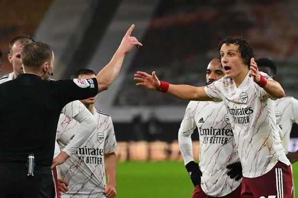 Chính thức: Arsenal bị từ chối kháng cáo cho chiếc thẻ đỏ của Luiz - Bóng Đá
