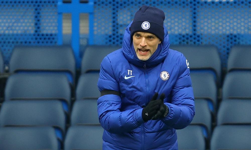 Chelsea bị cầm hoà, Tuchel vẫn thiết lập được kỷ lục khủng - Bóng Đá