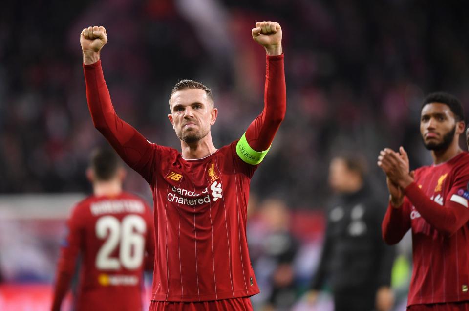 Jordan Henderson's injury represents the biggest challenge for Liverpool in a season full of them - Bóng Đá