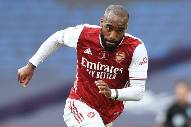 'The reaction was good, everyone kept their focus' (Alex Lacazette Arsenal) - Bóng Đá