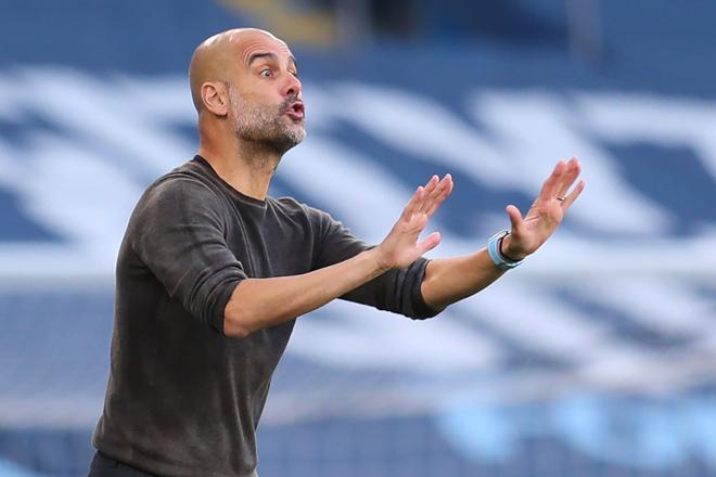 Hạ gục Wolves, Pep 'hướng đến' Manchester United - Bóng Đá