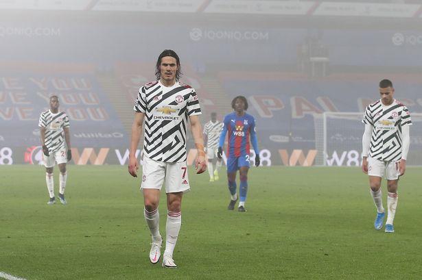 Cavani mang đến 'cú sốc' cho cổ động viên Man United sau trận đấu với Crystal Palace - Bóng Đá