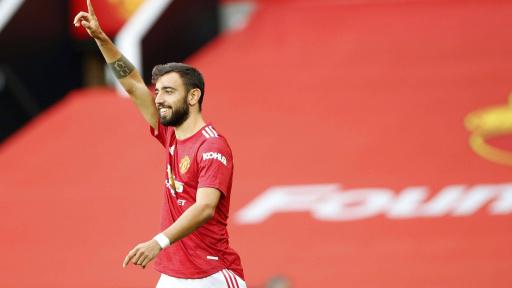 Man Utd forced to pay £4.2m if Bruno Fernandes wins PFA Player of the Year award - Bóng Đá