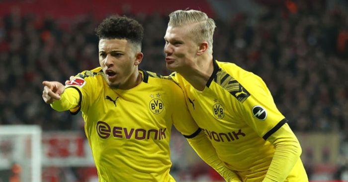 Dortmund 'không kỳ vọng' biến Haaland, Sancho thành 'bom tấn' mùa chuyển nhượng - Bóng Đá