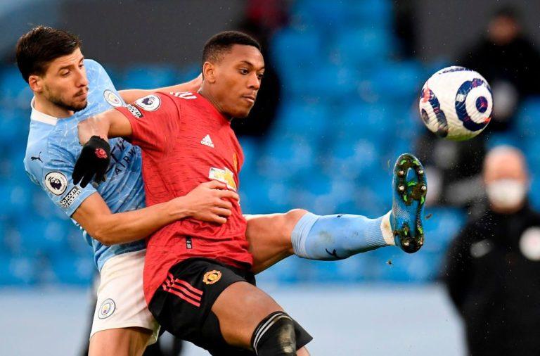 NHM Man United nói gì về Martial sau trận đấu với Man City? - Bóng Đá