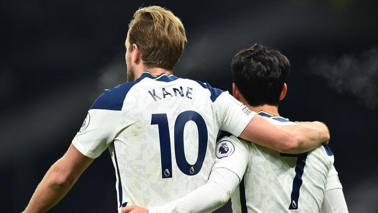 Kane và Son kết hợp xô đổ kỷ lục Premier League - Bóng Đá