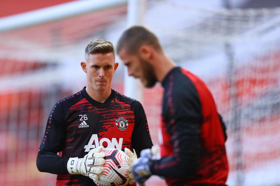 Man United đau đầu chọn thủ môn: Henderson triển vọng, nhưng không thể để De Gea ra đi - Bóng Đá