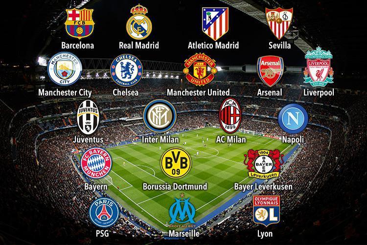 Những đề xuất thay đổi mới tại Champions League bao gồm những gì? - Bóng Đá