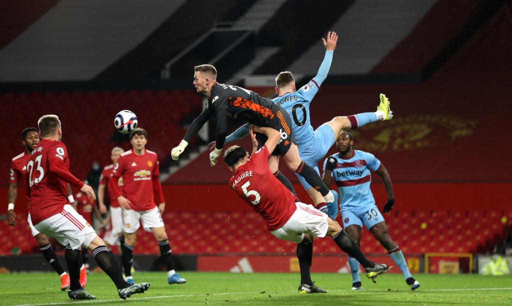 Craig Dawson own goal enough for Manchester United to sink West Ham - Bóng Đá