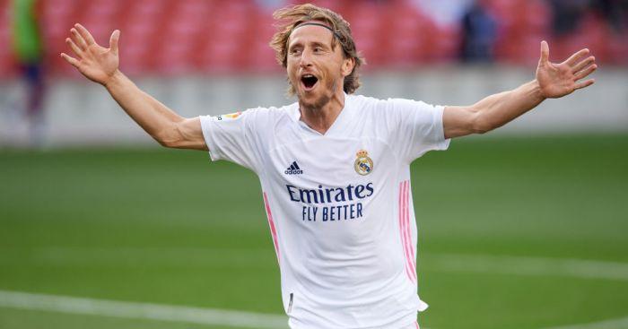 Real Madrid star Modric: I'm 35 but I feel like I'm only 27 - Bóng Đá