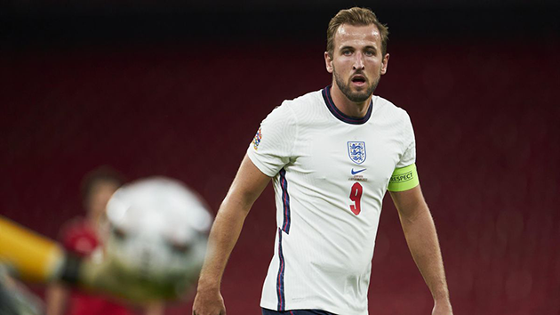 England 'don't rely on Harry Kane like Wayne Rooney' and dropping Tottenham striker wouldn't be an issue at Euro 2020 - Bóng Đá