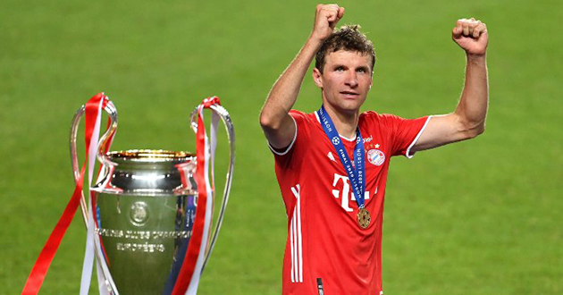 Thomas Muller hints at completing transfer like Thiago Alcantara's to Liverpool - Bóng Đá