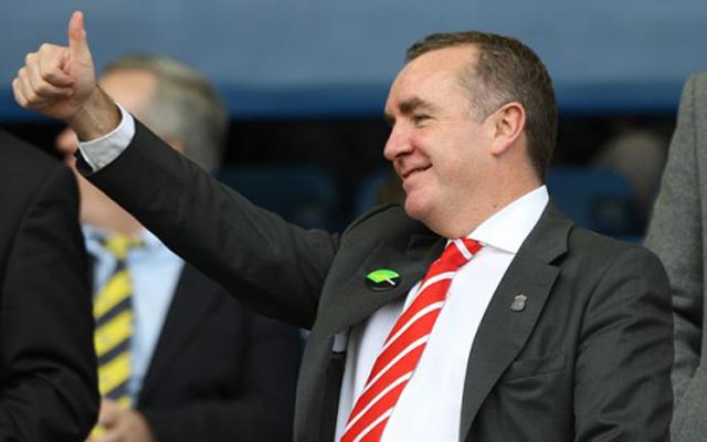 Người 'kiếm tiền' của Liverpool chính thức ra đi - Bóng Đá