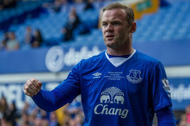 Với Rooney, đội hình của Everton khủng thế nào? - Bóng Đá