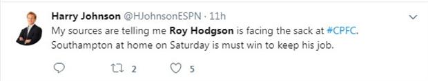 Sa thải De Boer đã sai, chỉ định Hodgson càng sai hơn? - Bóng Đá