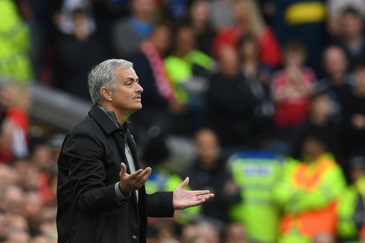 Tin buồn cho Man Utd, Mourinho chưa thắng khi bị dẫn 2 bàn - Bóng Đá