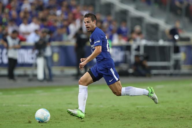 Với Chelsea, hậu vệ ghi bàn là chuyện thường - Bóng Đá