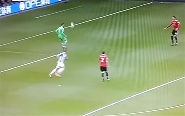 De Gea 'hóa Messi' trong trận thua sốc của Man Utd đêm qua - Bóng Đá